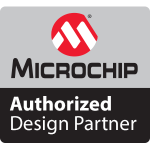Microchip Design Partner Logo